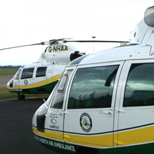 Great North Air Ambulance to feature in second series of Air Ambulance ER