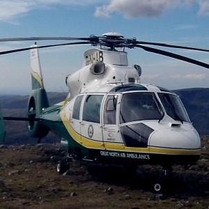 Great North Air Ambulance opens first Cumbrian fundraising office