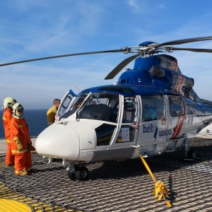 Heli-Union completes two month AS365N contract in Bulgaria