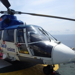 Heli-Union commences contract in French Guyana with two AS365Ns