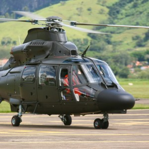 French Navy Tests New Navalized Version Of AS365 Dauphin SAR