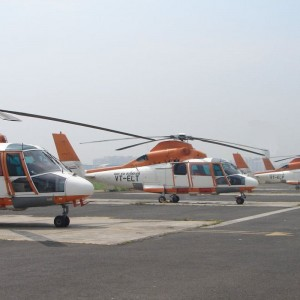 New Indian Helicopter Taxi Service