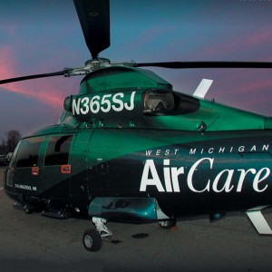 West Michigan AirCare celebrates 20 years