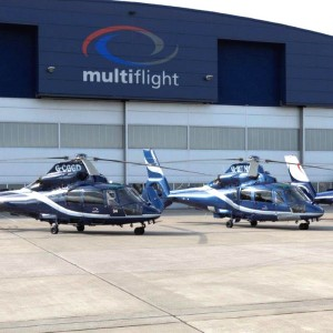 Multiflight to exhibit at Heli UK Expo
