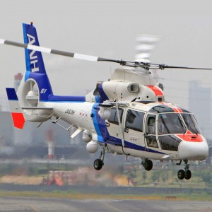 Eurocopter South East Asia passes 100 flight hours on AS365 simulator