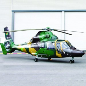 Eurocopter AS365N3+ Dauphin enters service with Bangladesh Army