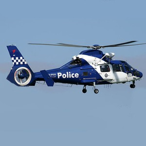 Victoria Police Air Wing receive second AS365N3