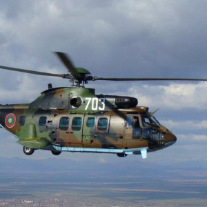 Bulgarian military expects 2 Bell 206s and 2 Cougars in early 2015