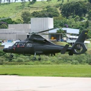 Helibras presents upgraded Brazilian Army Pantera K2