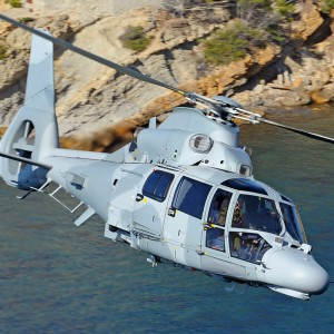 Mahindra to make parts for Airbus AS565MBe Panther