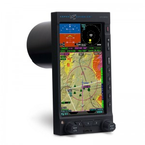 EASA Approves Aspen EFD1000H Primary Flight Display for Bell 206