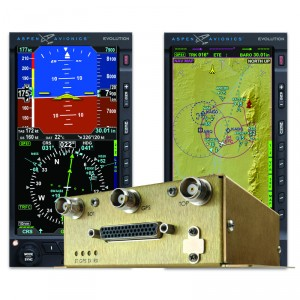Aspen Evolution Displays now approved with L-3 Lynx ADS-B