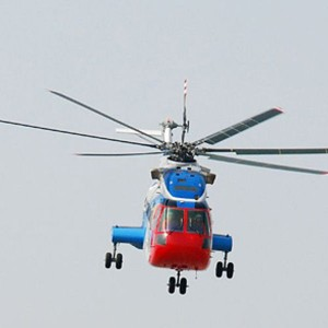 AC313 flies – China's first indigenous helicopter takes to the air