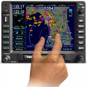 Avidyne unveils IFD540 touch-screen FMS/GPS/NAV/COM