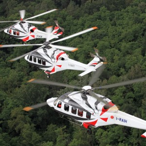 LCI orders nine helicopters from Leonardo