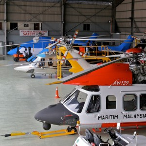 AgustaWestland Malaysia signs for new helicopter centre