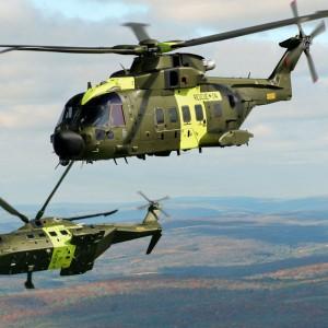 AgustaWestland HH-71 contends for USAF CSAR program