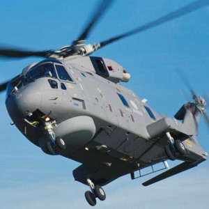 R-R Turbomeca RTM322 Powers NH90 and AW101