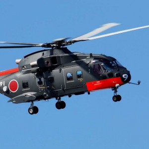Japan selects AQS-24A Airborne Mine-Hunting System for AW101s