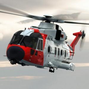 UK Government welcomes £1 billion AgustaWestland helicopter deal