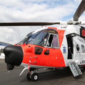 Kongsberg opens new transmission MRO facility for AW101 and NH90