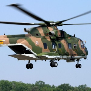 Honeywell Improves Navigation Accuracy of AW101