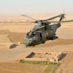 RAF Merlin Force returns from 10 years of continual operational deployments