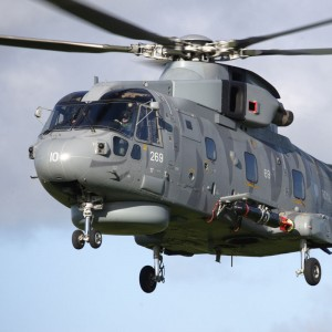 General Dynamics develops Tactical Processing System for AW101 Merlin upgrade