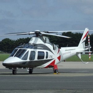 UK: Castle Air add fifth AW109E on AgustaWestland contract