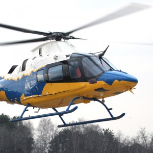 First flight of AW109 Trekker announced