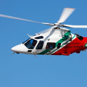 Bulgarian Border Guard upgrades AW109