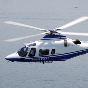 Nanning Public Security Bureau Orders One AW109 Power Helicopter