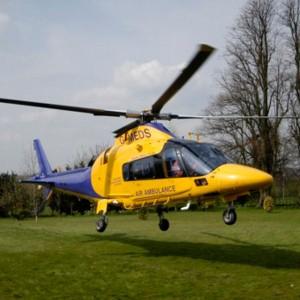 Northampton General Hospital helipad scheme now gaining support