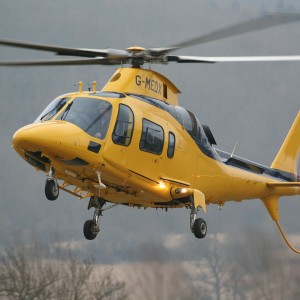 UK – Third EMS AW109 enters service