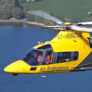 UK – The Air Ambulance Service completes 20,000 missions