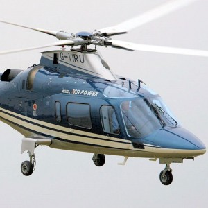 Helicopter Museum ready to add an A109?