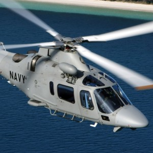 Philippine Navy receives three AgustaWestland AW109E