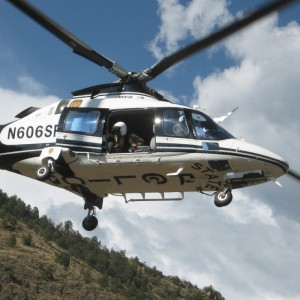 AgustaWestland to Highlight New Mexico State Police AW109 at ALEA 2015