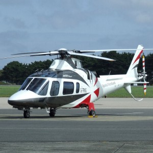 AgustaWestland showcases corporate range at LABACE 2013