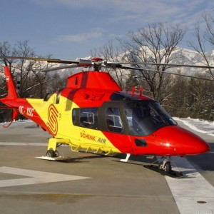 Schenk Air buys two AW109SP GrandNew
