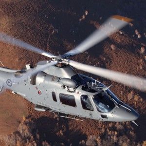 Royal New Zealand Air Force officially unveils A109LUH
