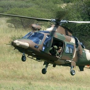 AgustaWestland signs support contract for South Africa's AW109LUH fleet
