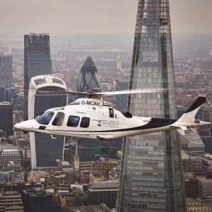 Biggin Hill Airport heli shuttle service grows to 6 AW109s