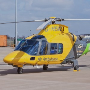 Children's Air Ambulance launches TV fundraising