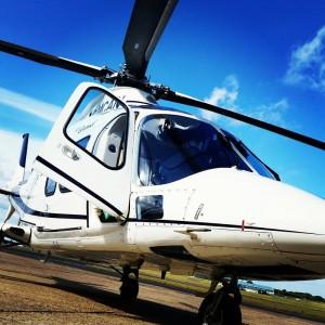 Helitune goes on board AW109