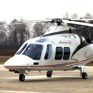 Intermountain Healthcare orders three GrandNew helicopters