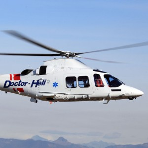 AgustaWestland GrandNew and AW609 to feature at EMS conference