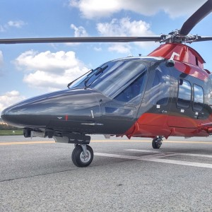 SaxonAir adds two AW109SP GrandNew helicopters to charter fleet