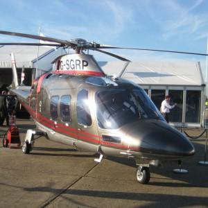 AgustaWestland to Exhibit at EHS
