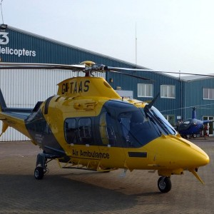 Sloane Helicopters adds EMS AW109SP GrandNew to fleet